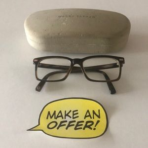 361bf01cc8a19 Warby Parker Eyeglasses with case